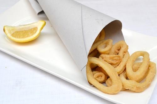 calamares-fritos