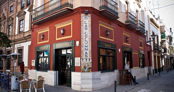 Bares Patio San Eloy Bares En Sevilla