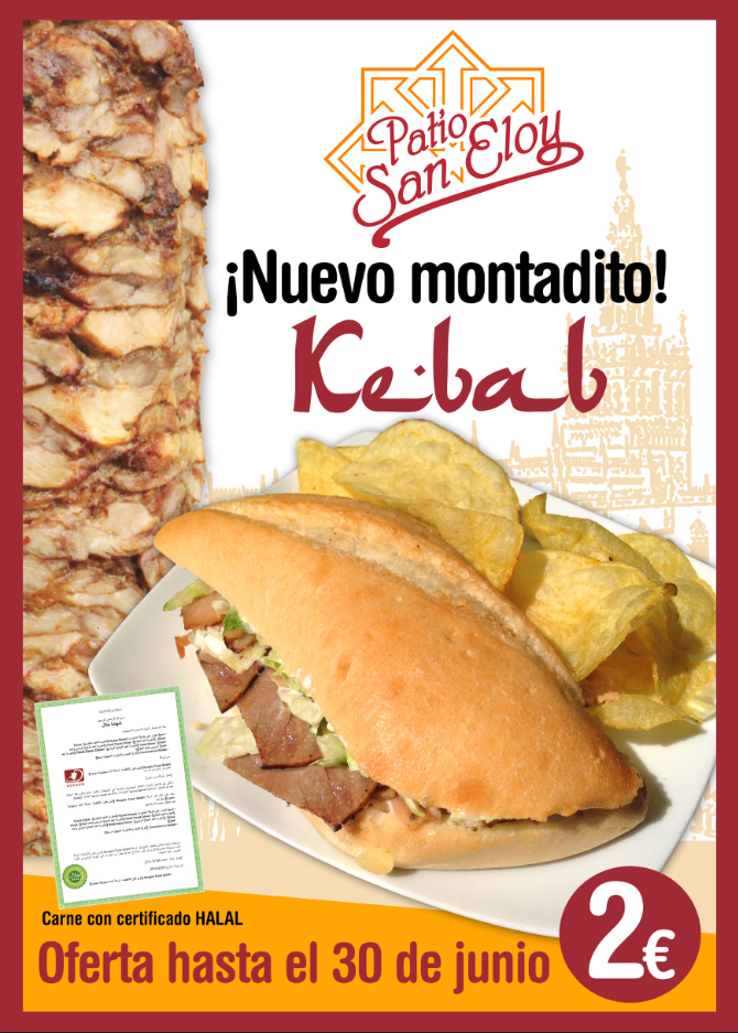 montadito kebab